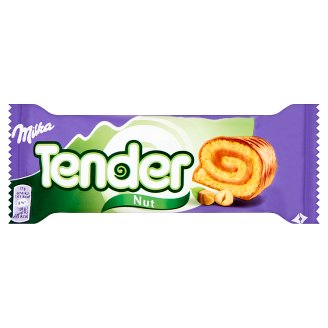 Milka Tender Nut 37 g