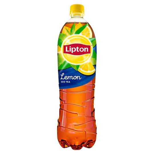 Lipton Ice Tea ľadový čaj s citrónovou príchuťou 1,5 l