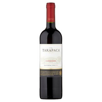 Viña Tarapacá Carmenère Red Wine from Chile 0.75 L