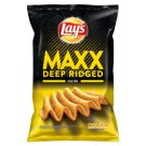 Lay's Maxx Fried Salted Potato Chips 140 g