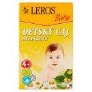 Leros Baby Detský čaj bylinkový 20 x 1,8 g