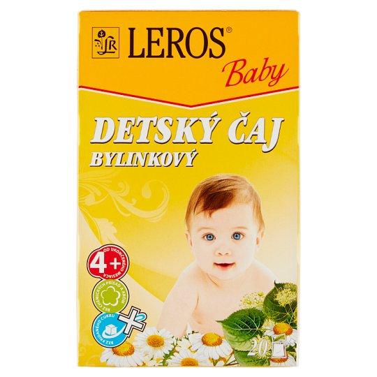 Leros Baby Children's Herbal Tea 20 x 1.8 g