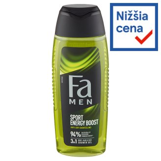 Fa Men Xtreme sprchovací gél Sport Energy Boost 250 ml