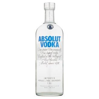 Absolut Vodka 40% 1.5 L