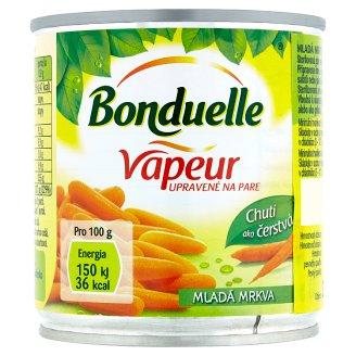 Bonduelle Vapeur Prepared for Steam Young Carrot 155 g
