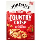 Jordans Country Crisp Roasted Oasts - Barley Muesli with Pieces of Strawberies 500 g