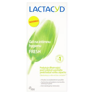 Lactacyd Fresh Gel for Intimate Hygiene 200 ml