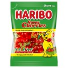 Haribo Happy Cherries Soft Jelly Confectionery with Fruit Flavours 200 g
