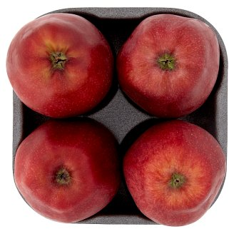 Jablká červené Red Delicious 4 ks tácka