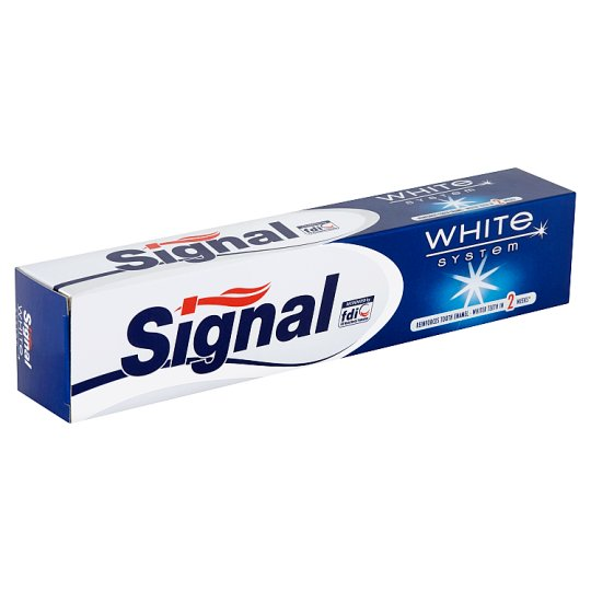 Signal White System Tooth Paste 75 ml