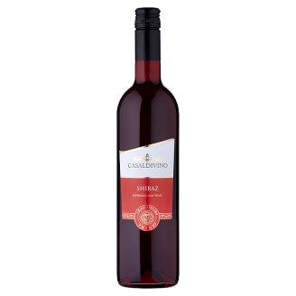 Casaldivino Shiraz víno červené suché 0,75 l