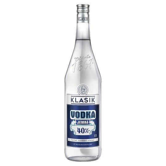 St. Nicolaus Klasik Vodka Fine 40% 0.7 L