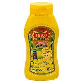Snico Full Fat Mustard 450 g