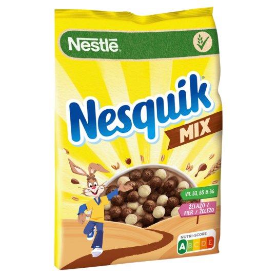 Raňajkové cereálie NESQUIK® DUO 460 g