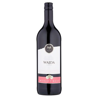 Wajda Merlot Rosé Dry Wine 1 L