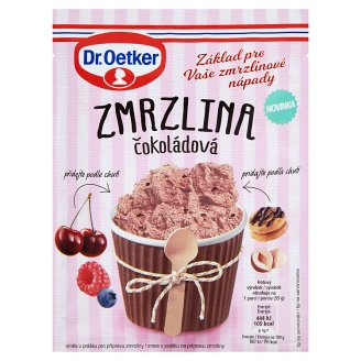 Dr. Oetker Ice Cream Chocolate 72 g