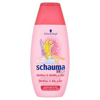 Schauma Kids šampón a kondicionér Girls 250 ml