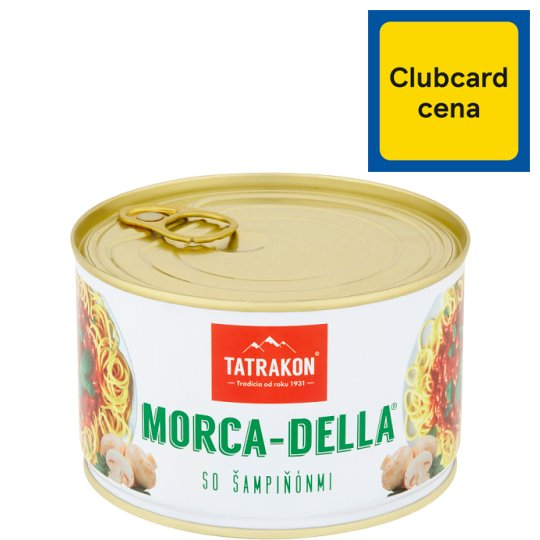 Tatrakon Morca-Della Spaghetti Sauce with Mushrooms 400 g
