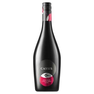 Cassis miešaný alkoholický nápoj z ovocného vína z čiernych ríbezlí 0,75 l