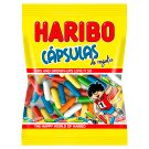 Haribo Cápsulas Dragee Candywith Licorice Flavour 80 g