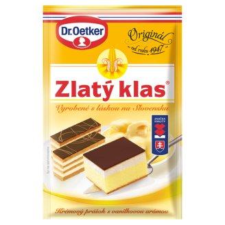 Dr. Oetker Zlatý klas Cream Powder with Vanilla Flavour for Cream and Fillings 40 g