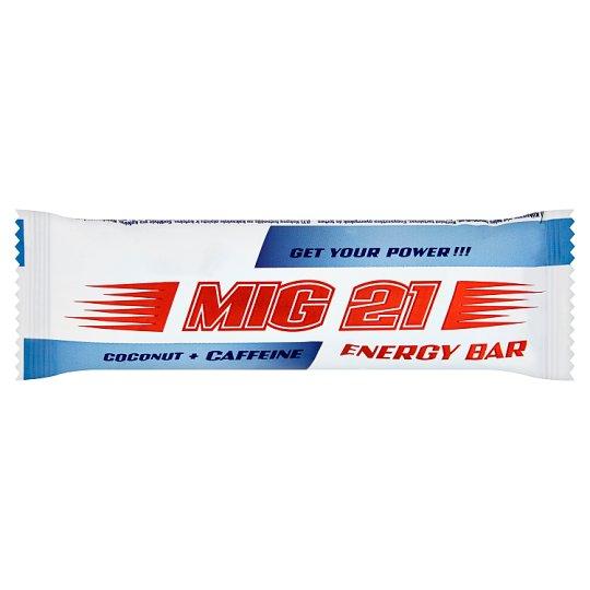 MIG 21 Kokosová tyčinka v mliečnej poleve 55 g