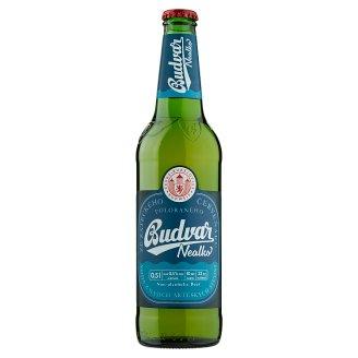 Budweiser Budvar B:Free svetlé nealkoholické pivo 0,5 l