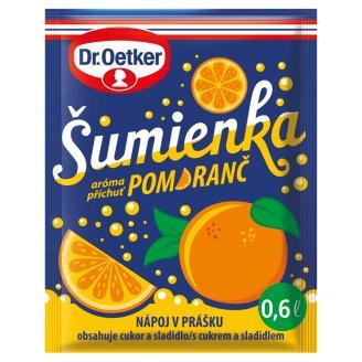 Dr. Oetker Šumienka pomaranč nápoj v prášku 14 g