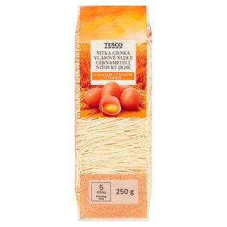 Tesco Niťovky dlhé 5 vaječné 250 g
