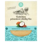 Happylife Grandma's Organic Buckwheat Coconut-Badian Wafers 60 g