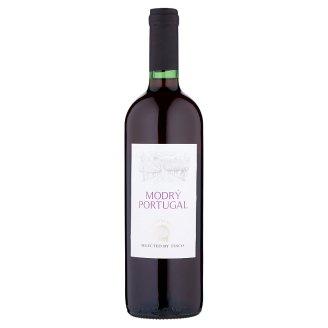 Modrý Portugal víno červené suché 750 ml