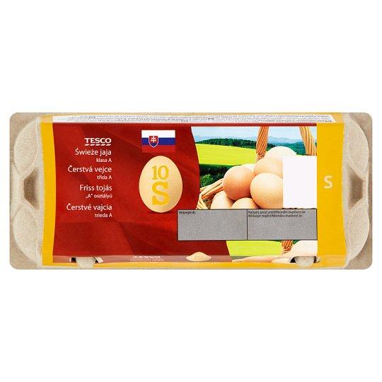 Tesco Fresh Eggs S 10 pcs