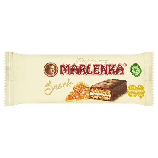 Marlenka Snack Honey 50 g