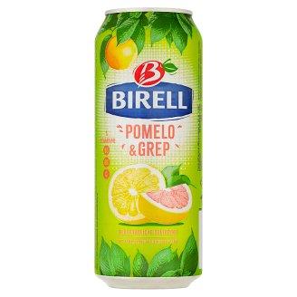 Birell Pomelo & grep miešaný nealkoholický nápoj 0,5 l