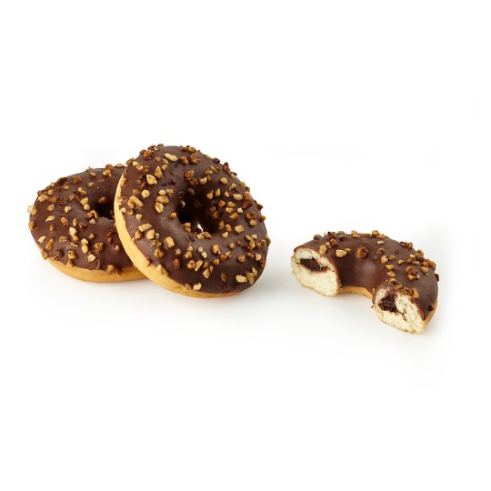 Chocolate Donut Filled with Nougat 69 g