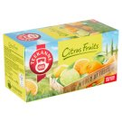 TEEKANNE Citrus Fruits, World of Fruits, 20 Tea Bags, 45 g