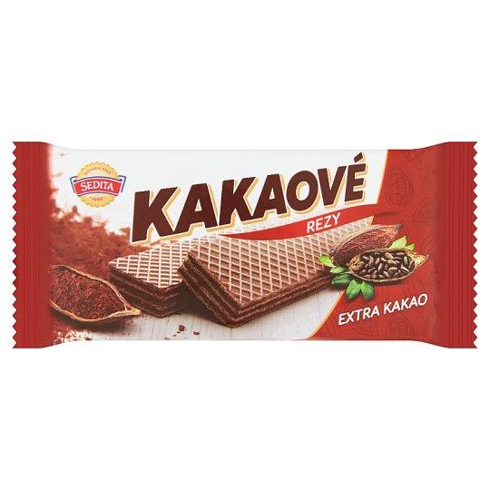 Sedita Kakaové rezy extra kakao 50 g