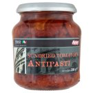 Tesco Sun Dried Tomatoes Marinated in Sunflower Oil Oregano and Garlic 280 g