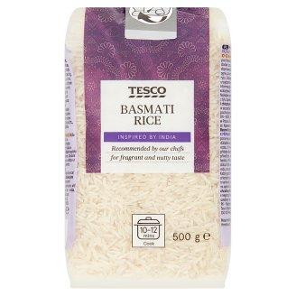 Tesco Ryža basmati dlhozrnná lúpaná 500 g
