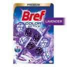 Bref Color Aktiv Lavender Solid Toilet Block 2 x 50 g