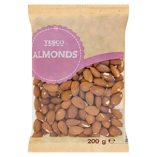 Tesco Almonds 200 g