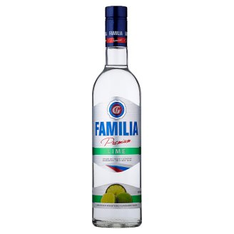 Familia Premium Lime Vodka 700 ml