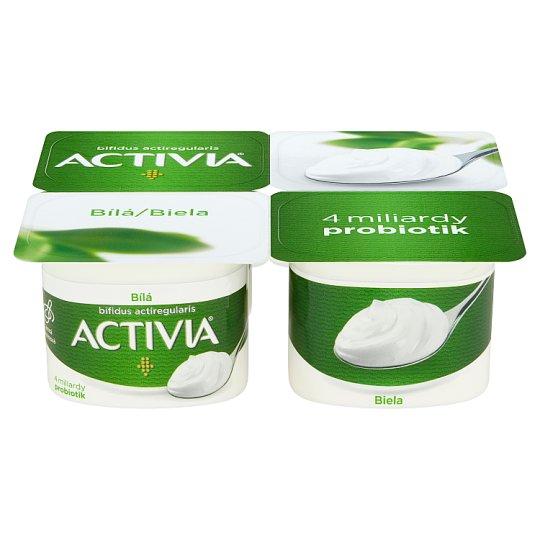 Danone Activia White 4 x 120 g