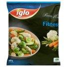 Iglo Fitness Premium zeleninová zmes hlbokozmrazená 450 g