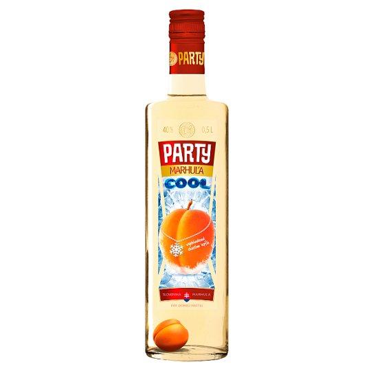 Party Cool marhuľa 40% 0,5 l