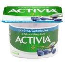 Danone Activia Jogurt čučoriedka 120 g