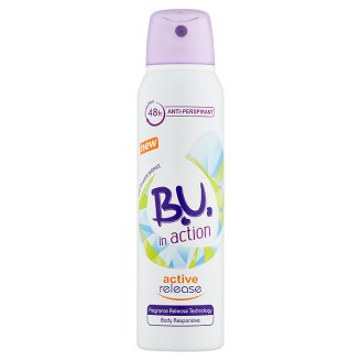 B.U. In Action Active Release deo sprej 150 ml