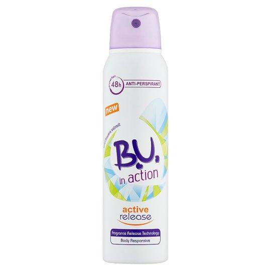 B.U. In Action Active Release deo sprej 150 ml