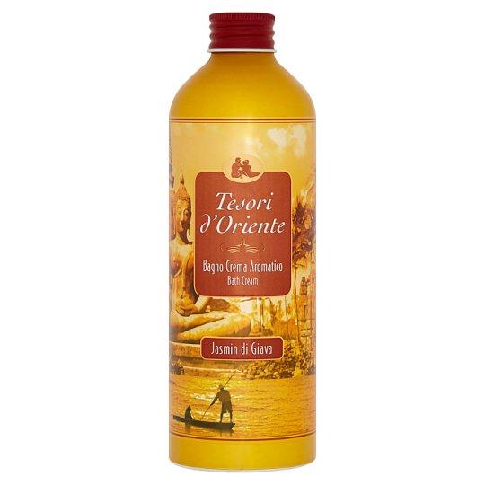 Tesori d'Oriente Jasmin di Giava Bath Cream Foam 500 ml
