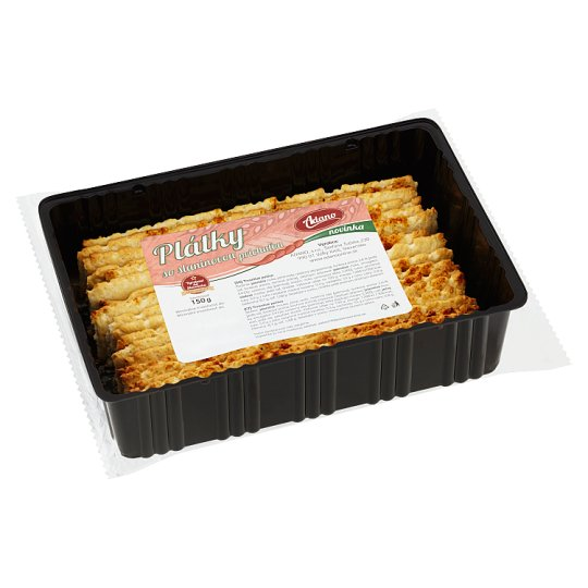 Adano Slices with Bacon Flavour 150 g